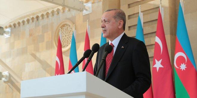 Erdoğan: Osmanlı'nın imzaladığı Mondros bazılarına imkan vermiştir