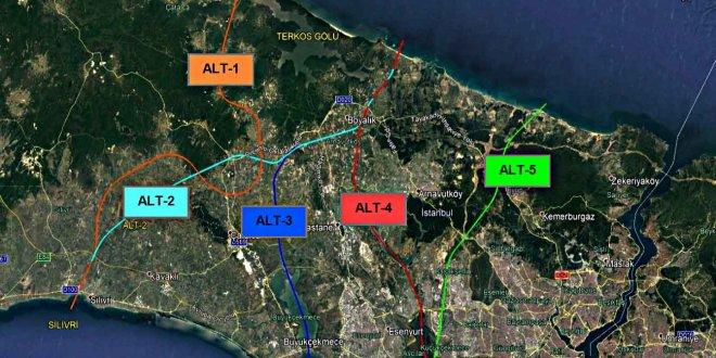 AKP'den Kanal İstanbul açıklaması