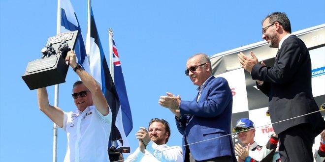 Ralli tarihinin en büyük ödülü Türkiye'den