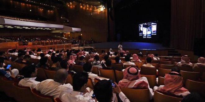 Suudi Arabistan'da ilk Arap filmi