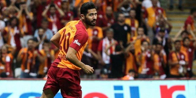 Galatasaray'da Emre Akbaba paniği