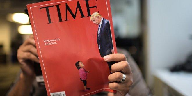 Time dergisi satılıyor