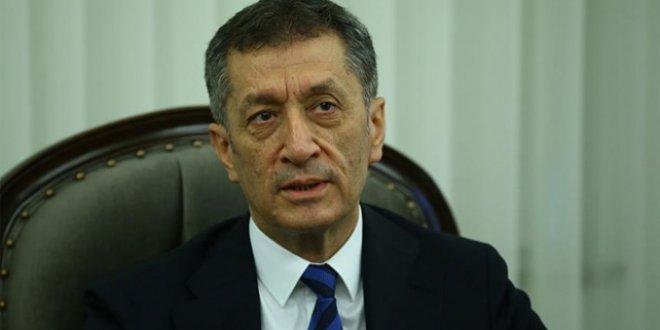 Milli Eğitim Bakanı Ziya Selçuk: 15 Ekim'i bekleyin