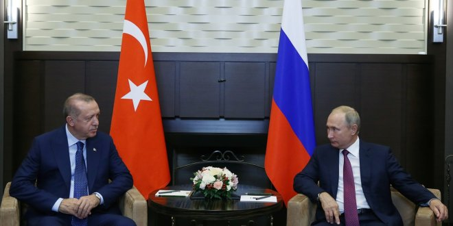 Putin ve Erdoğan basın toplantısı düzenledi