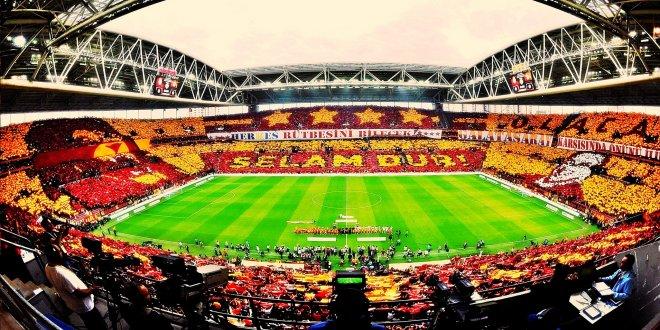 Galatasaray devler arenasında