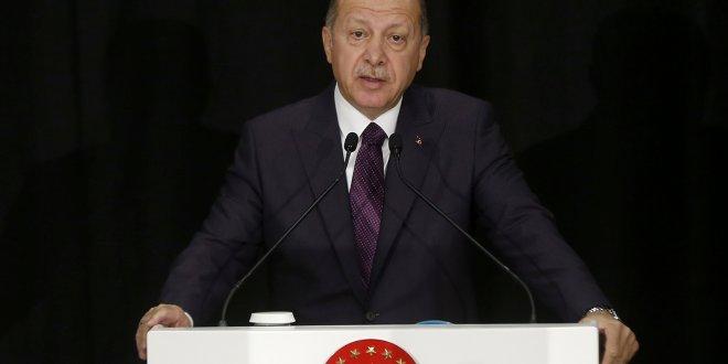 Erdoğan'dan kitaplar basılamadı iddialarına yanıt