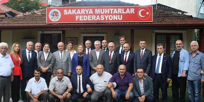 """""""İYİLİK kervanı"""" Sakarya'da"""