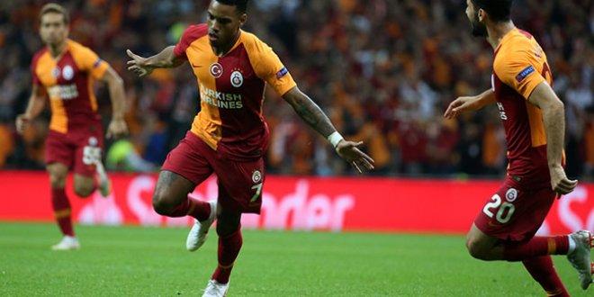 Galatasaray 3-0 Lokomotiv Moskova / Maç özeti