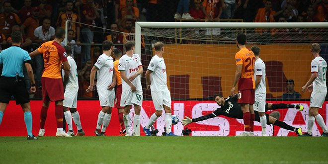 Galatasaray'ın galibiyeti Rus basınında
