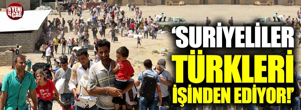 Suriyeliler, Türkleri işinden ediyor