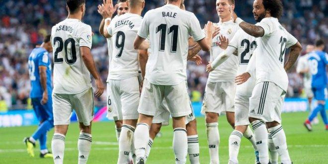 Son şampiyon Real Madrid sahaya çıkıyor