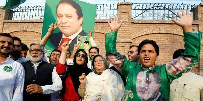 Eski Pakistan Başbakanı Şerif'e tahliye