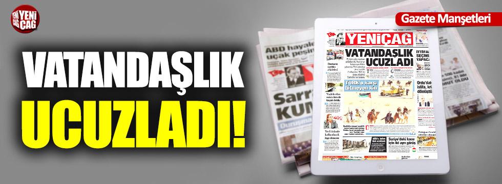 Günün Ulusal Gazete Manşetleri - 20 09 2018
