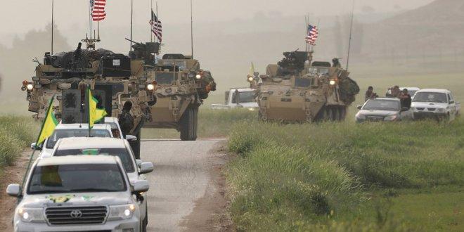 ABD, Suriye'de SDG'ye 250 TIR ağır silah gönderdi