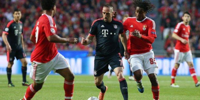 Bayern'i Ribery uçurdu
