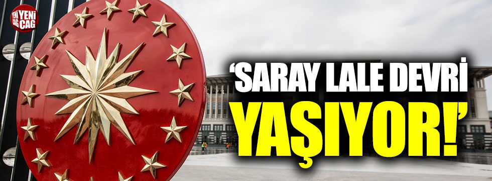 """Kılıçdaroğlu: """"Saray lale devri yaşıyor"""""""