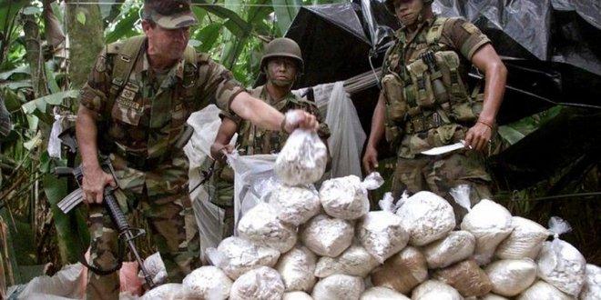 Kolombiya'da uyuşturucu üretimi rekor kırdı
