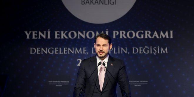 Yeni Ekonomik Program açıklandı