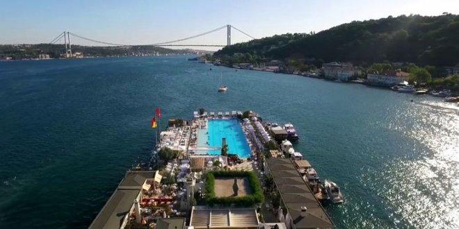 Galatasaray Adası Maliye'ye devredildi