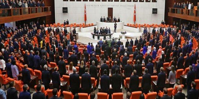 Irak-Suriye tezkeresi Meclis'te!
