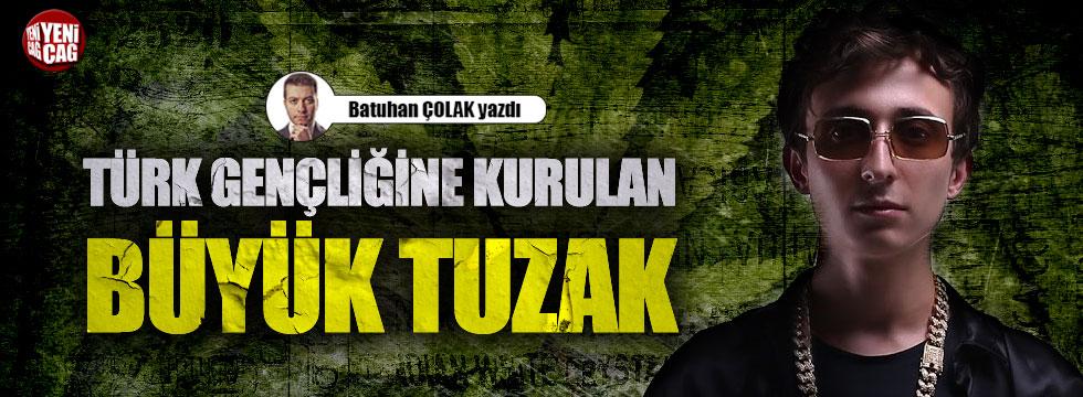 Türk gençliğine kurulan büyük tuzak