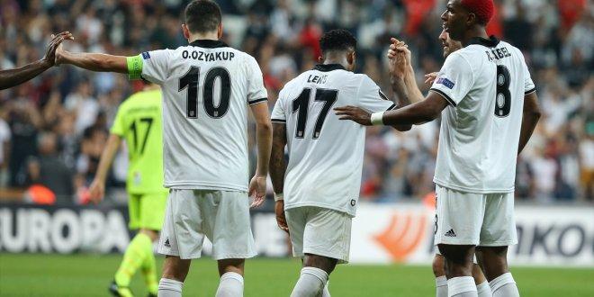 Beşiktaş rahat geçti