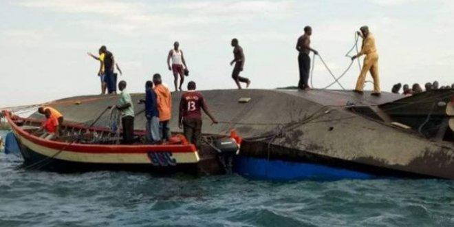 Tanzanya'da feribot faciası!