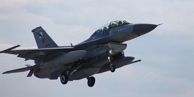 Irak'ın kuzeyinde 8 PKK'lı etkisiz hale getirildi