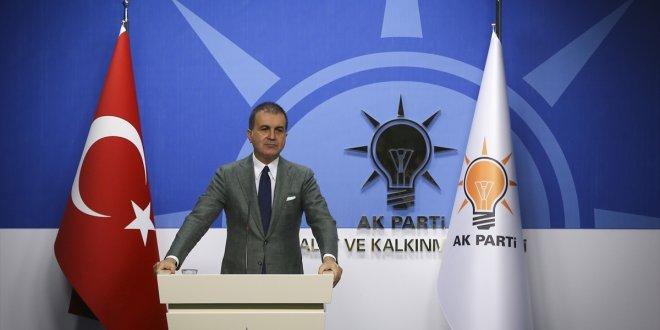"""AKP Sözcüsü: """"Bahçeli'ye katılmıyoruz"""""""