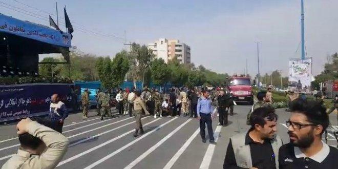İran'da terör saldırısı