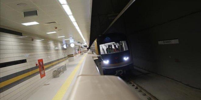 2 metro hattının yapımını Bakanlık üstlendi