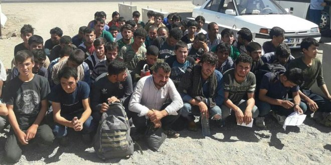 Bir haftada 1061 kaçak göçmen yakalandı