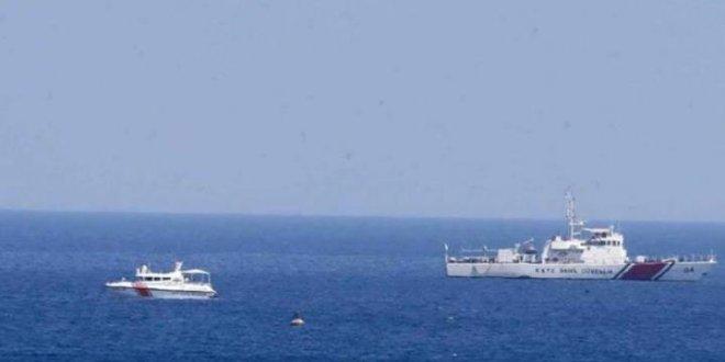KKTC'de izinsiz avlanan Yunan gemisine gözaltı
