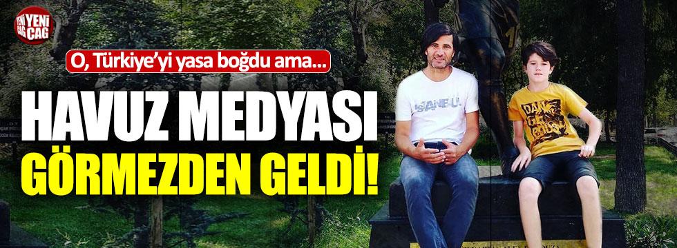 Havuz medyası Türkiye'yi yasa boğan ölüme sessiz kaldı!