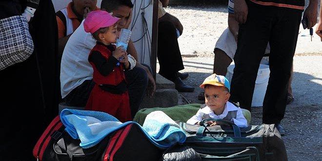 Bayram için giden 129 bin Suriyeliden 85 bini döndü