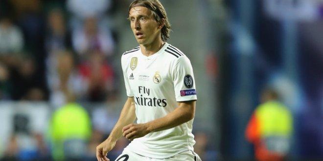 Luca Modric'e hapis cezası