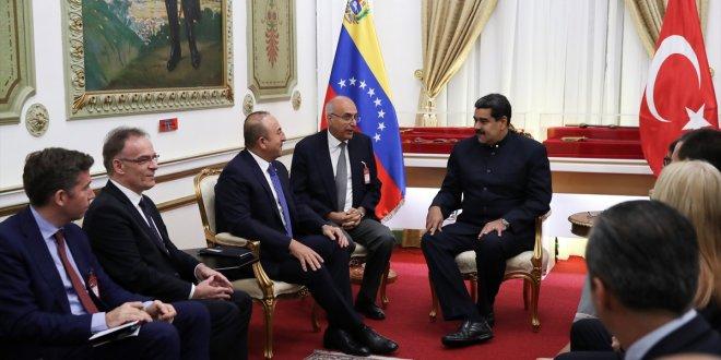 Maduro'dan Diriliş Ertuğrul'la ilgili ilginç çıkış