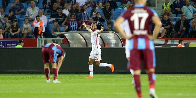 Trabzonspor yara aldı