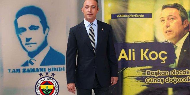 Ali Koç'tan galibiyet şartı!