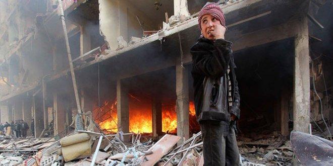 ABD destekli koalisyon Suriye'de katliam yaptı