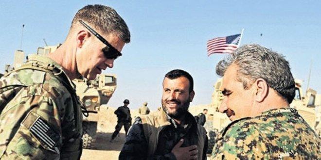 PKK'lılar ABD'li komutanlara eğlence düzenledi