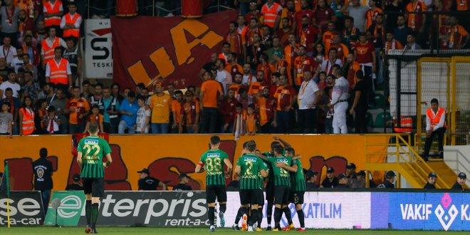 Akhisarspor 3-0 Galatasaray / Maç özeti