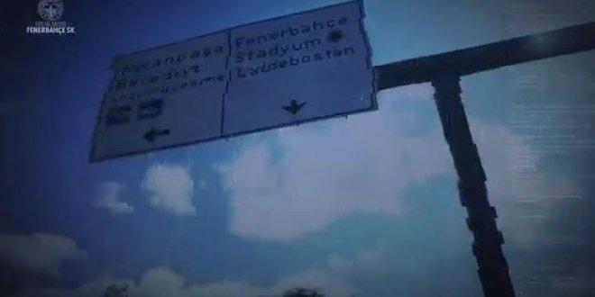 Fenerbahçe'den Beşiktaş'a göndermeli video