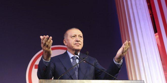 """Erdoğan, """"Fırat'ın doğusu için harekete geçeceğiz"""""""