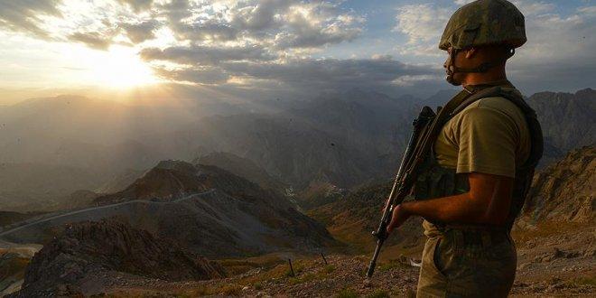Bir haftada 33 terörist etkisiz hale getirildi