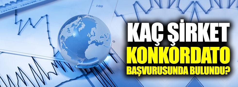 İYİ Parti'den konkordato başvuruları hakkında soru önergesi