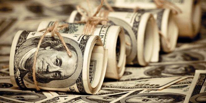 Merkez'in brüt döviz rezervleri 1.1 milyar dolar azaldı