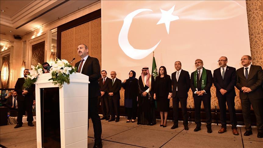 AKP'den Suudi Arabistan'a sıcak mesaj