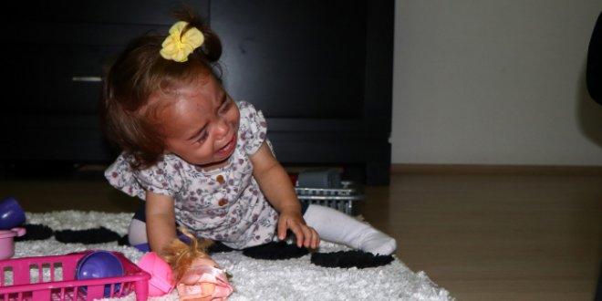 Küçük Elif'in ameliyatına kur engeli