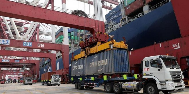 Çin'den ticaret savaşı açıklaması